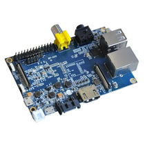 <br />Leistungsstarker Single-Board-Computer Banana Pi